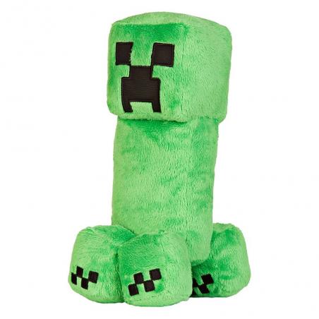 Jucarie de plus Creeper , Minecraft , 27 cm - Original Jinx JNX4633 Jucarii de plus