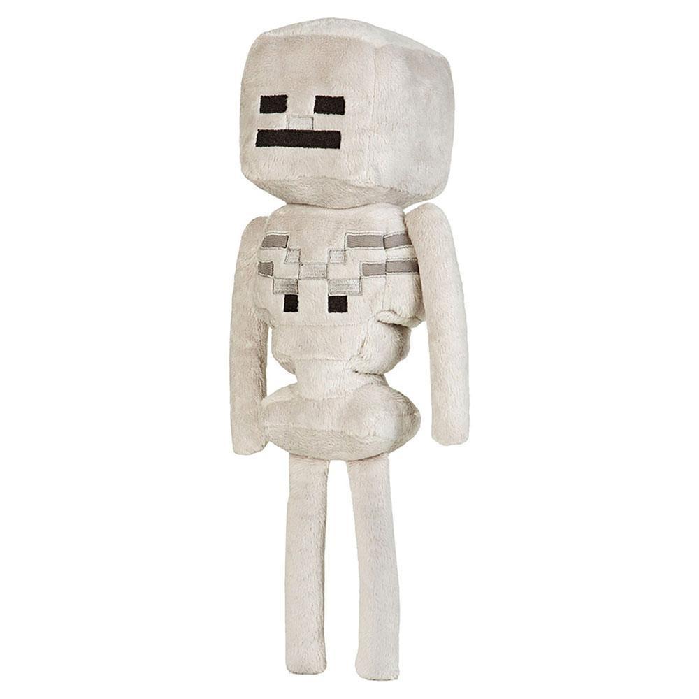 Jucarie de plus Minecraft Skeleton , 30 cm - Original Jinx 889343011429 Minecraft Jucarii de plus