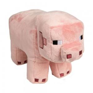 Jucarie de plus Pig , Minecraft , 30 cm - Original Jinx JNX5260 Jucarii de plus