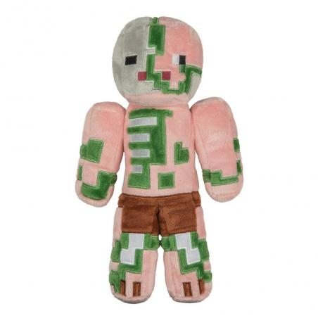 Jucarie de plus Pigman , Minecraft , 30 cm - Original Jinx JNX5261 Jucarii de plus