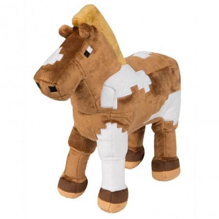 Jucarie de plus Horse , Minecraft , 33 cm - Original Jinx JNX59955 Jucarii de plus
