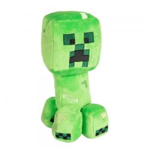 Jucarie de plus Happy Explorer Creeper , Minecraft , 18 cm - Original Jinx JNX70393 Jucarii de plus