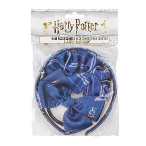 Set Harry Potter - Accesorii Par , Ravenclaw Bentita - Original CR2603 Harry Potter Pentru Par