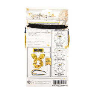 Set Harry Potter - Accesorii Par , Hufflepuff M2 - Original CR2614 Harry potter Pentru Par
