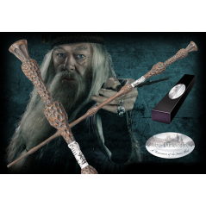 Bagheta Harry Potter - Albus Dumbledore M2 , Originala , NN8401 NN8401 Harry Potter Baghete Harry Potter