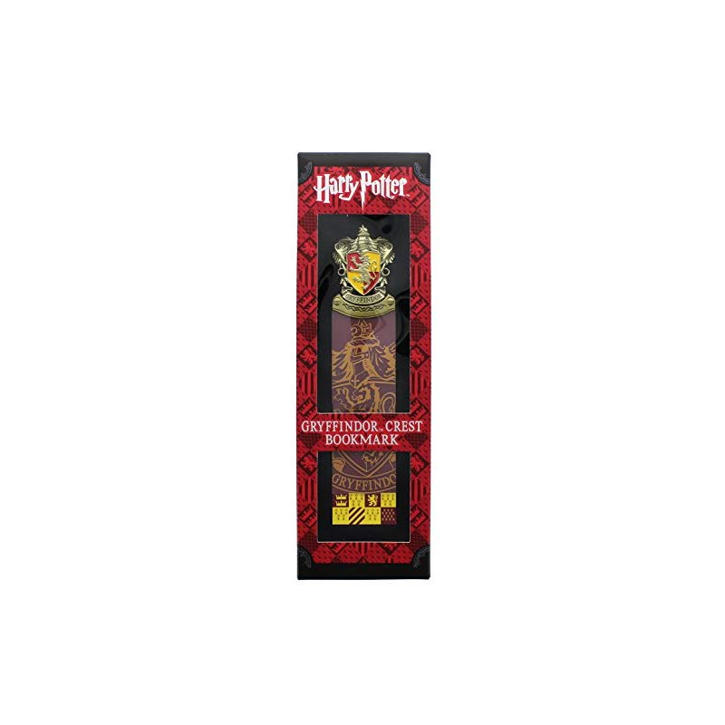 Semn de carte Harry Potter - Gryffindor - Original ZUMNN8715 Harry Potter Semne de carte
