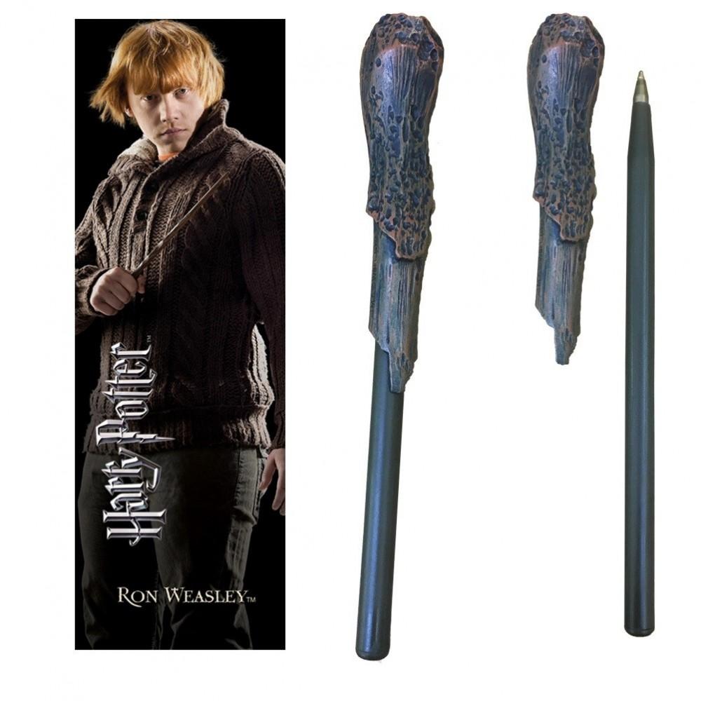 Pix Harry Potter - Ron Weasley Bagheta magica + semn de carte NN7992 Harry Potter Pixuri