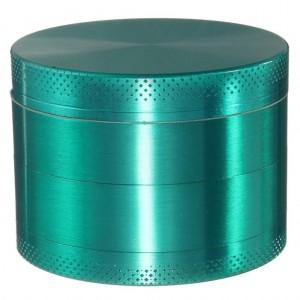 Grinder tutun metalic - 4 compartimente - verde zum661 Articole si accesorii tutun