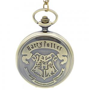 Lantisor Cu Pandantiv Ceas Harry Potter Hogwarts School , zum511 zum511 Harry potter Ceasuri