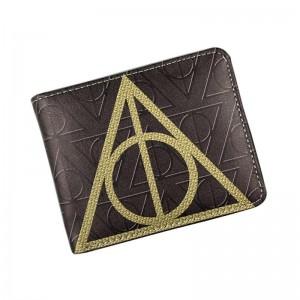 Portofel Harry Potter Triangle Deathly Hallows m2 zum262 Portofele