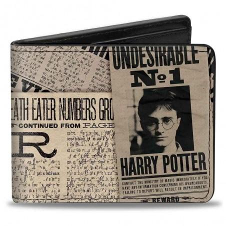 Portofel Harry Potter Undesirable No 1 261 Portofele