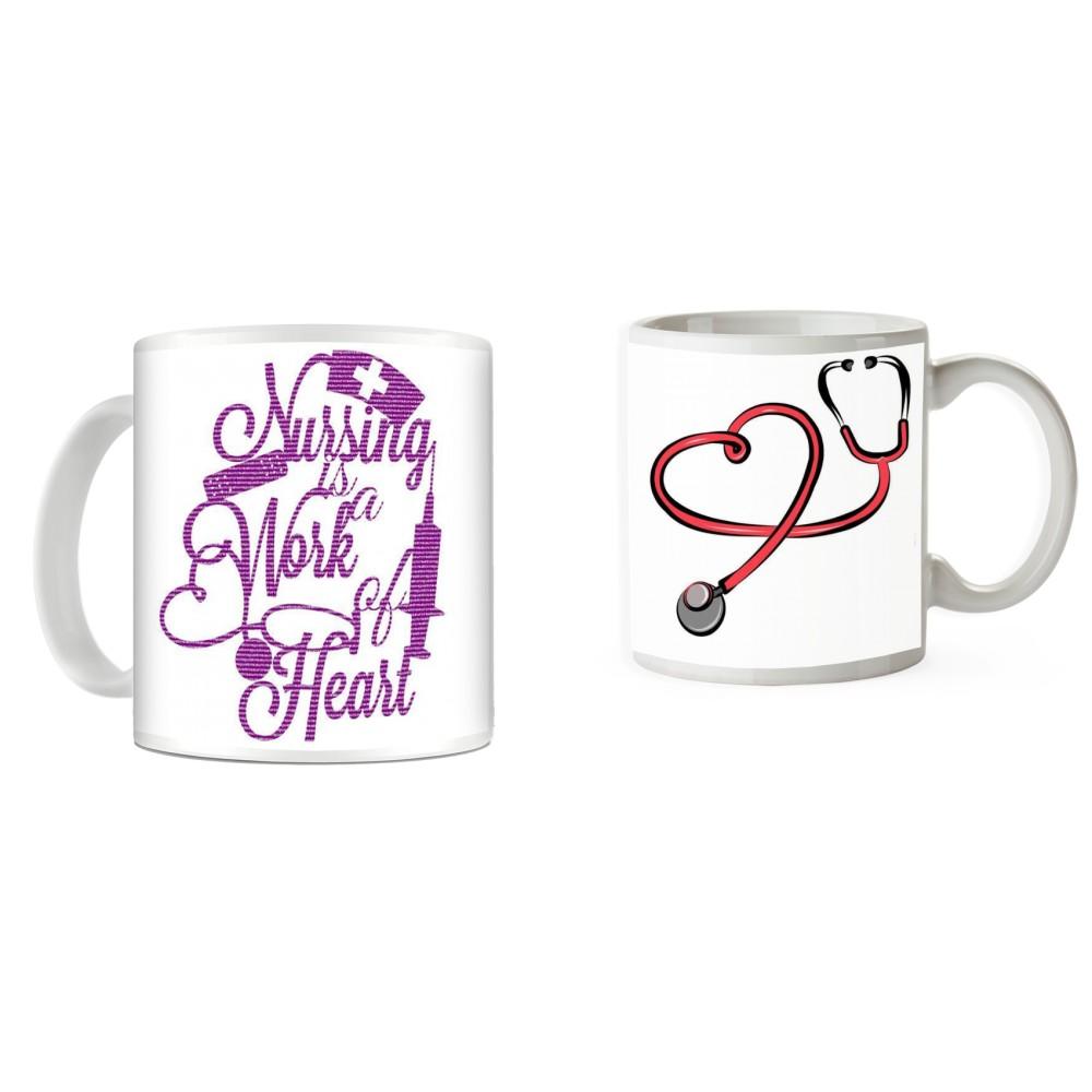 Cana Nursing Is A Work Of The Heart mug5 Zumzeria Cani