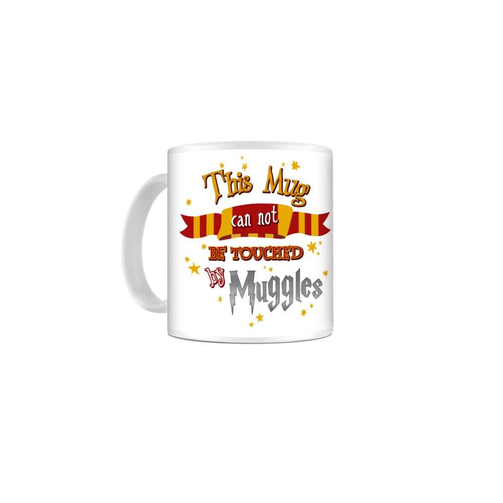 Cana Harry Potter - This Mug Can Not Be Touched By Muggles mug6 Harry potter Cani