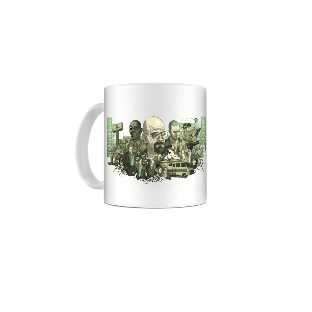 Cana Breaking Bad Mug12 Breaking Bad Cani