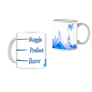 Cana Harry Potter - Muggle , Prefect , Auror mug14 Harry potter Cani