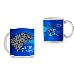 Cana Game Of Thrones Winter is Coming House Stark mug28 Game of Thrones Cani