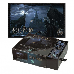 Puzzle Harry Potter Dementors at Hogwarts 1000 piese NN9464  Puzzle
