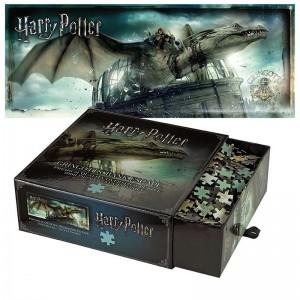 Puzzle Harry Potter Gringotts Bank Escape 1000 piese NN9455  Puzzle
