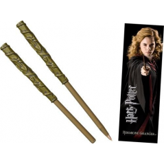 Pix Harry Potter -Hermione Granger Bagheta magica + semn de carte NN8634 Harry Potter