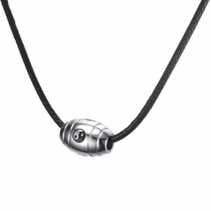 Pandantiv Medalion Lantisor Colier Yin Yang Inox  zuminox4 Medalioane Inox