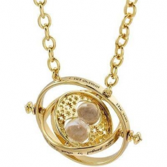 Medalion Harry Potter Clepsidra Time Turner Hermione Editie speciala NN8666 Harry potter Medalioane Harry Potter