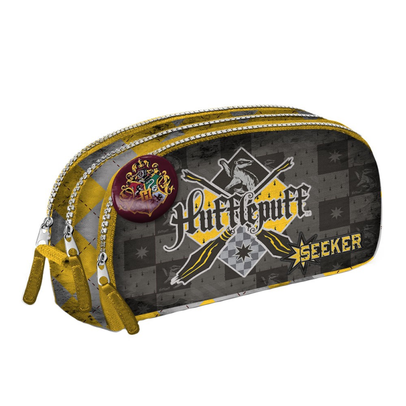 Penar Harry Potter Hufflepuff Quidditch , 3 Compartimente 8435376381903 Harry Potter Penare