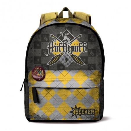 Ghiozdan Harry Potter Hufflepuff Quiddich M2 38175 Ghiozdane