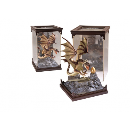 Figurina Harry Potter: Magical Creatures Hungarian Horntail Dragon No.4 NN7539 Figurine Harry Potter