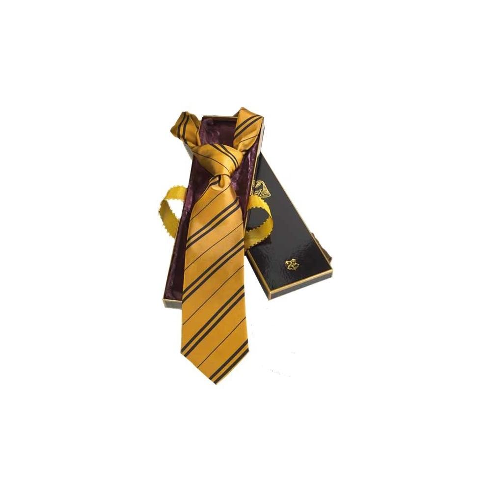 Cravata Harry Potter - Hufflepuff NN7625 Cravate