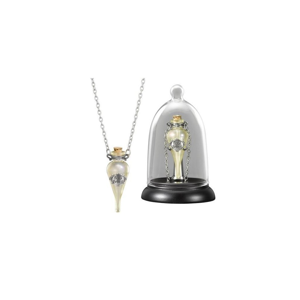 Medalion Colier Harry Potter Felix Felicis NN8599  Medalioane Harry Potter