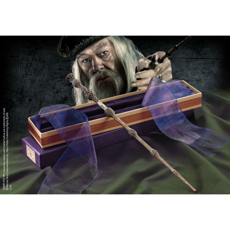 Bagheta Magica Harry Potter - Albus Dumbledore - Originala NN7145 Baghete Harry Potter