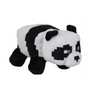 Jucarie de plus Minecraft Panda 18 cm - Original Jinx JNX78061 Jucarii de plus