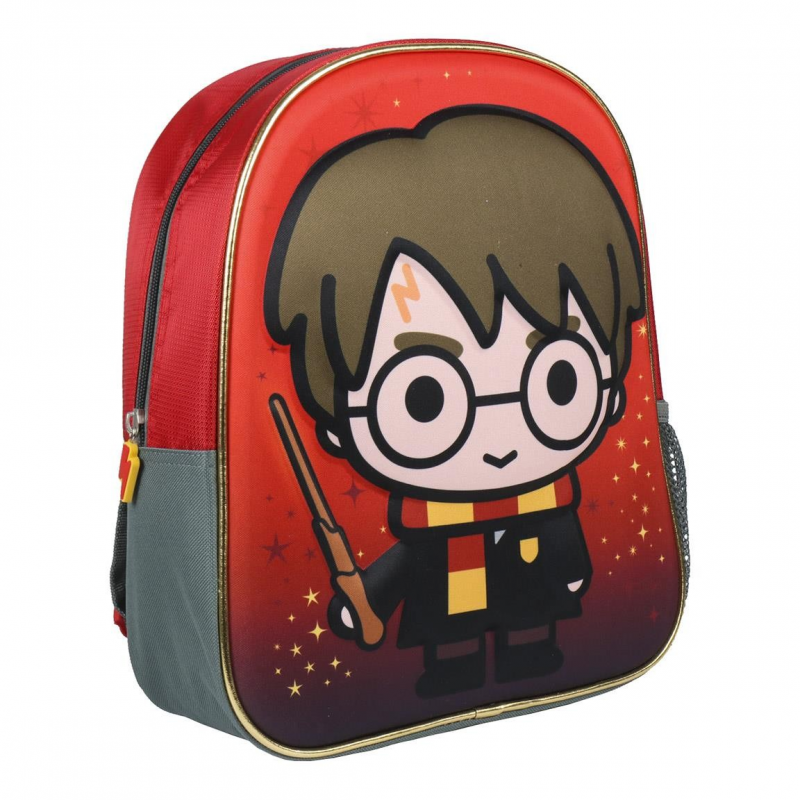 Ghiozdan Rucsac 3D Harry Potter 250X310X100MM 2100002432 Harry potter Ghiozdane