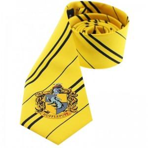 Cravata Harry Potter Hufflepuff CR1104