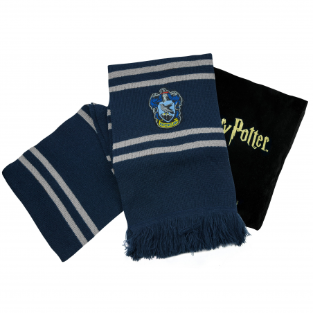 Fular Harry Potter Ravenclaw - Deluxe Edition - Original CR1023 Fulare