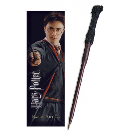 Pix Harry Potter - Harry Potter Bagheta magica + semn de carte NN8636 Pixuri