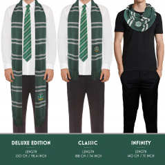 Fular Harry Potter Slytherin - Deluxe Edition CR1022 Fulare