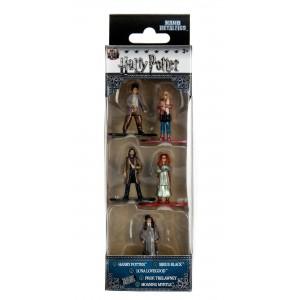 Set 5 Figurine Metalice Harry Potter M3 - Originale JADA99439 Figurine