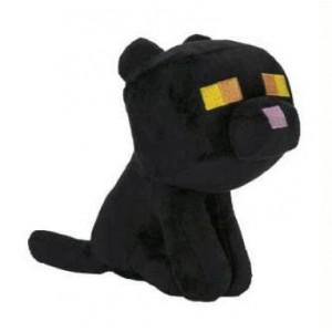 Jucarie de plus Minecraft Black Cat 18 cm - Original Jinx JNX78786 Jucarii de plus