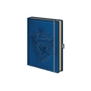 Agenda Harry Potter Ravenclaw A5 , Albastra SR72413 Harry potter Agende