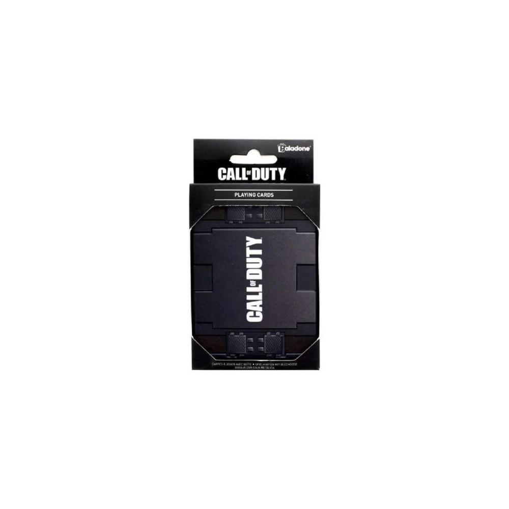 Carti de joc Call of Duty Perk-a-Cola + cutie metalica PP4076COD Call Of Duty Carti de Joc