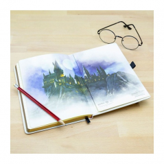 Agenda Harry Potter Hogwarts Express Ticket A5 ZUMSR72500 Harry potter Agende