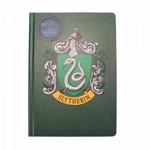 Agenda Harry Potter Slytherin A5 , Verde , 148 x 210mm HMB-NBA5HP28 Harry potter Agende