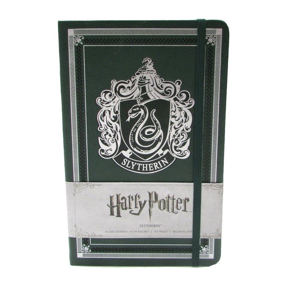 Agenda Harry Potter Slytherin M5 A5 130x210mm ISC87561 Harry potter Agende