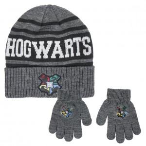Set Caciula Fes Harry Potter + Manusi Harry Potter Hogwarts 2200004323 Harry potter Caciuli