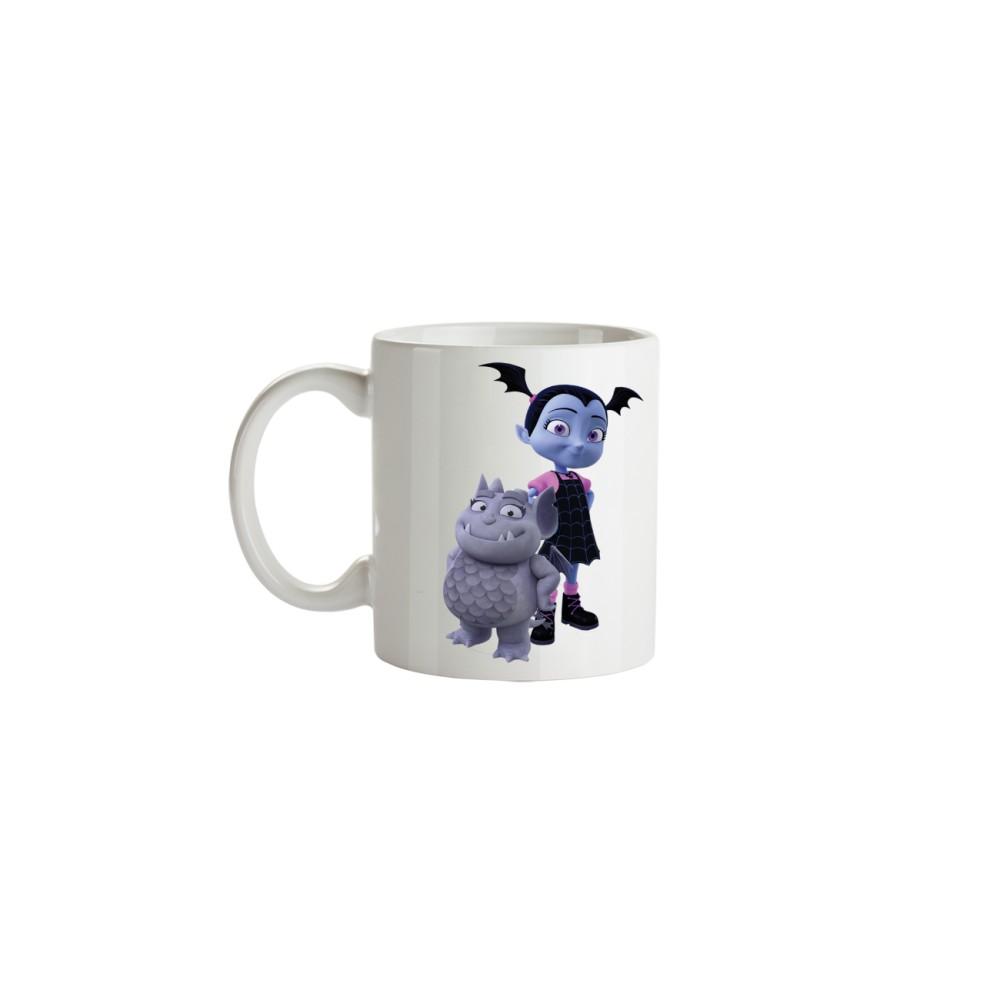 Cana Vampirina & Gregoria , 300ml Multicolor mug31 Vampirina Cani