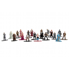 Set 20 Figurine Metalice Harry Potter M1 , Multicolor JADA30010 Harry Potter Figurine