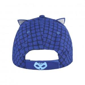 Sapca PJ Mask 3d - Pisoi , Albastra , Marime Universala 2200002876 Pj masks Sepci