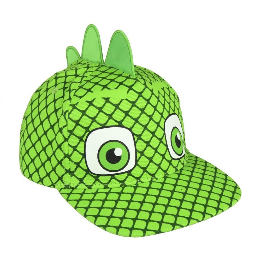 Sapca PJ Mask 3d - Soparla , Verde , Marime Universala 2200002877 Pj masks Sepci