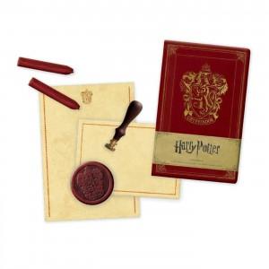 Set Harry Potter Agenda , Stampila Gryffindor Deluxe ZUMISC87614 Harry potter Diverse